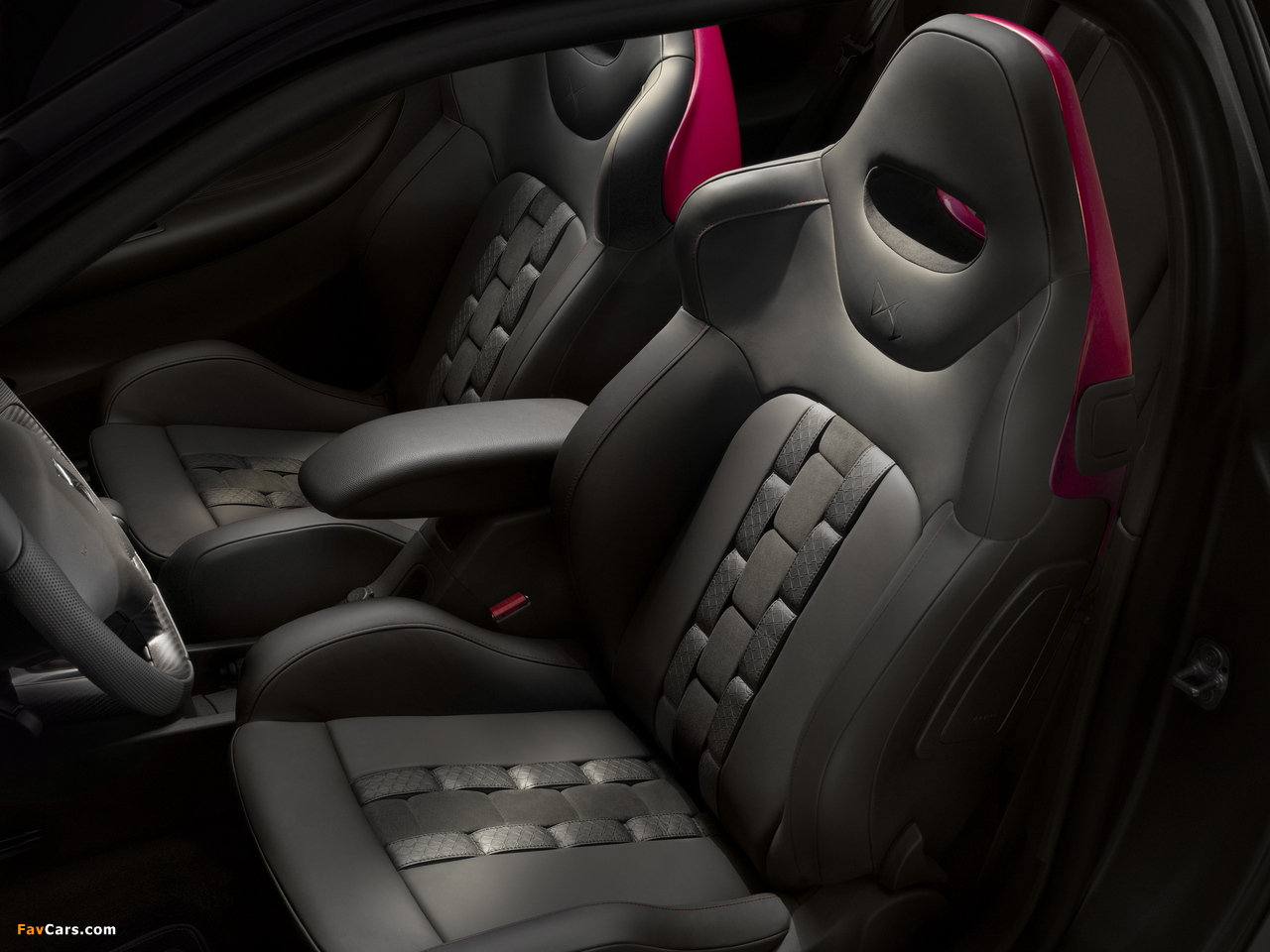 Pictures of Citroën DS3 Cabrio Racing Concept 2013 (1280 x 960)