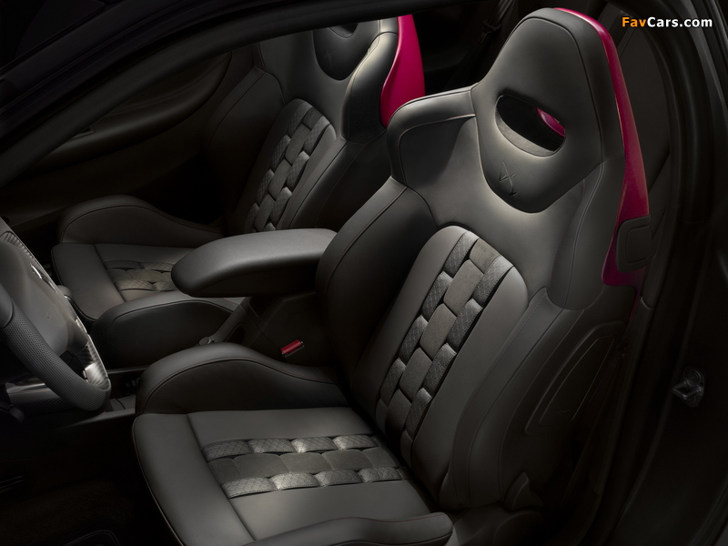 Pictures of Citroën DS3 Cabrio Racing Concept 2013 (800 x 600)