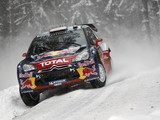 Citroën DS3 WRC 2011 wallpapers