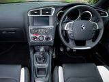 Citroën DS4 UK-spec 2010 photos