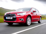 Citroën DS4 UK-spec 2010 photos