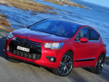Citroën DS4 AU-spec 2011 images