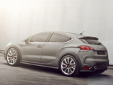 Citroën DS4 Racing Concept 2012 photos