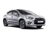 Citroën DS4 Electro Shot 2013 pictures
