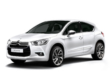 Citroën DS4 Pure Pearl 2013 wallpapers