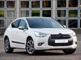 Images of Citroën DS4 ZA-spec 2011