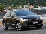 Images of Citroën DS4 AU-spec 2011