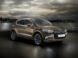 Images of Citroën DS4 Just Mat 2012