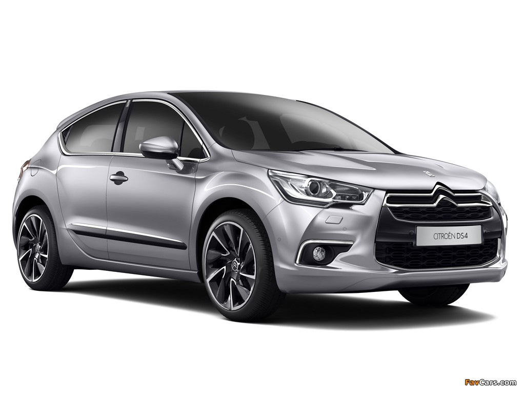 Images of Citroën DS4 Pure Pearl 2013 (1024 x 768)
