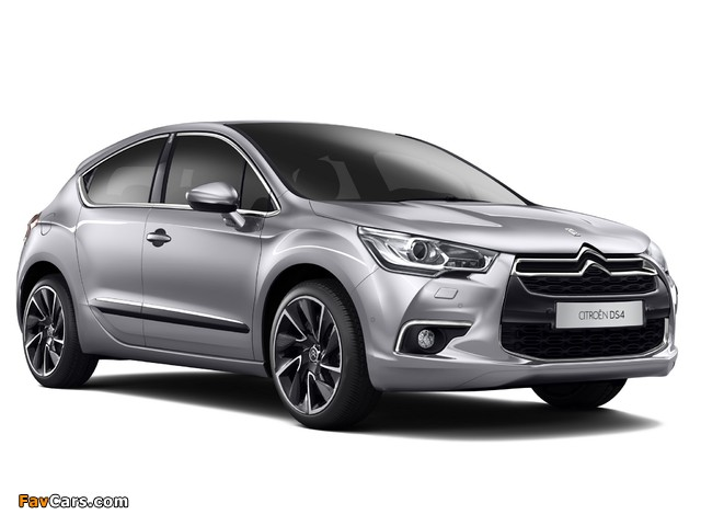 Images of Citroën DS4 Pure Pearl 2013 (640 x 480)