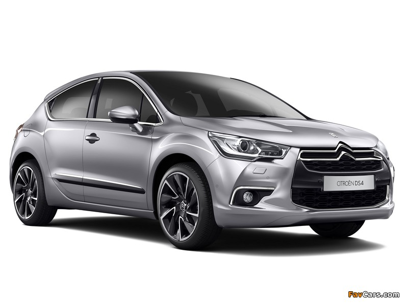 Images of Citroën DS4 Pure Pearl 2013 (800 x 600)