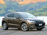 Photos of Citroën DS4 AU-spec 2011
