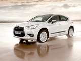 Pictures of Citroën DS4 UK-spec 2010