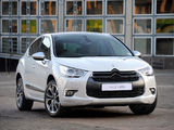 Pictures of Citroën DS4 ZA-spec 2011