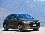 Citroën DS4 AU-spec 2011 wallpapers