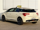 Citroën DS5 Taxi 2012 images