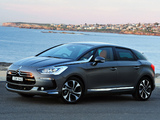 Citroën DS5 AU-spec 2012 images