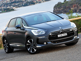 Citroën DS5 AU-spec 2012 photos