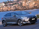 Citroën DS5 AU-spec 2012 wallpapers