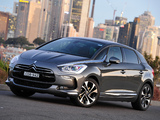 Images of Citroën DS5 AU-spec 2012