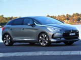 Photos of Citroën DS5 AU-spec 2012