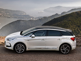 Pictures of Citroën DS5 HYbrid4 2011