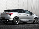 Pictures of Musketier Citroën DS5 2011
