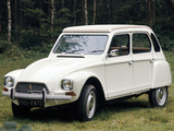 Citroën Dyane 1967–84 wallpapers
