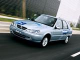 Citroën Elysee CNG 2004 photos