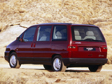 Citroën Evasion 1994–98 photos