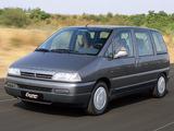 Citroën Evasion 1994–98 pictures