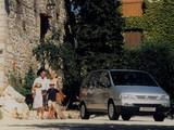 Citroën Evasion 1998–2002 pictures