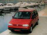 Pictures of Citroën Evasion 1998–2002