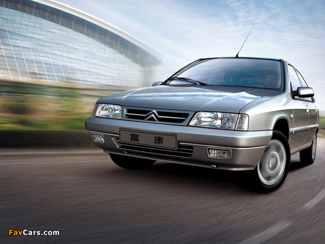 Citroën Fukang (DC7140) 1997–2009 pictures (640 x 480)