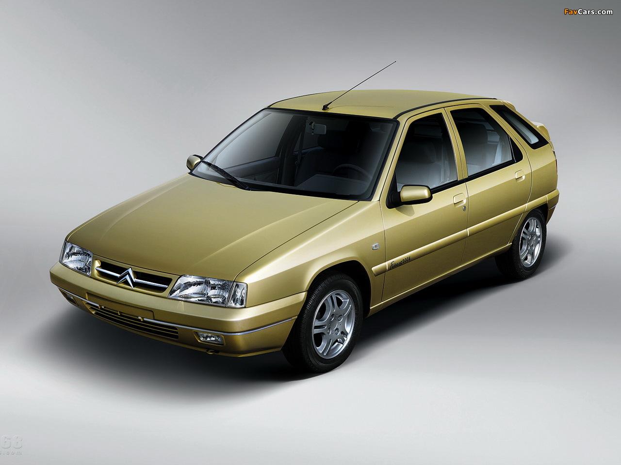 Citroën Fukang (DC7140) 1997–2009 pictures (1280 x 960)