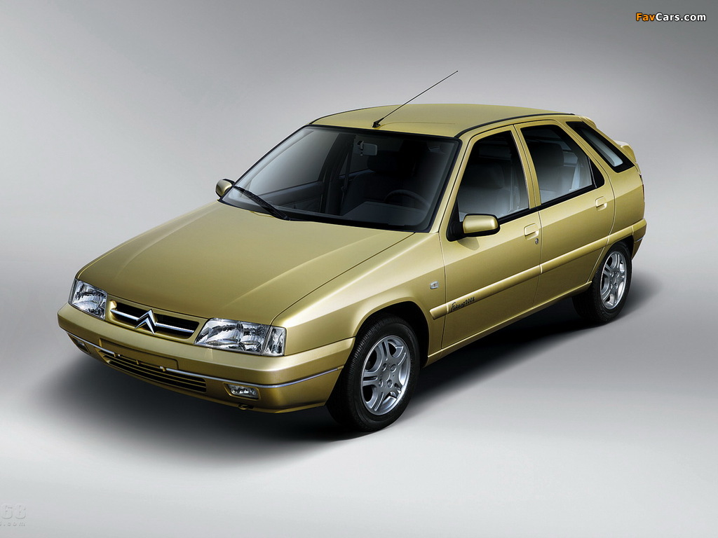Citroën Fukang (DC7140) 1997–2009 pictures (1024 x 768)
