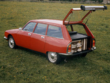 Citroën GS Break 1971–79 images