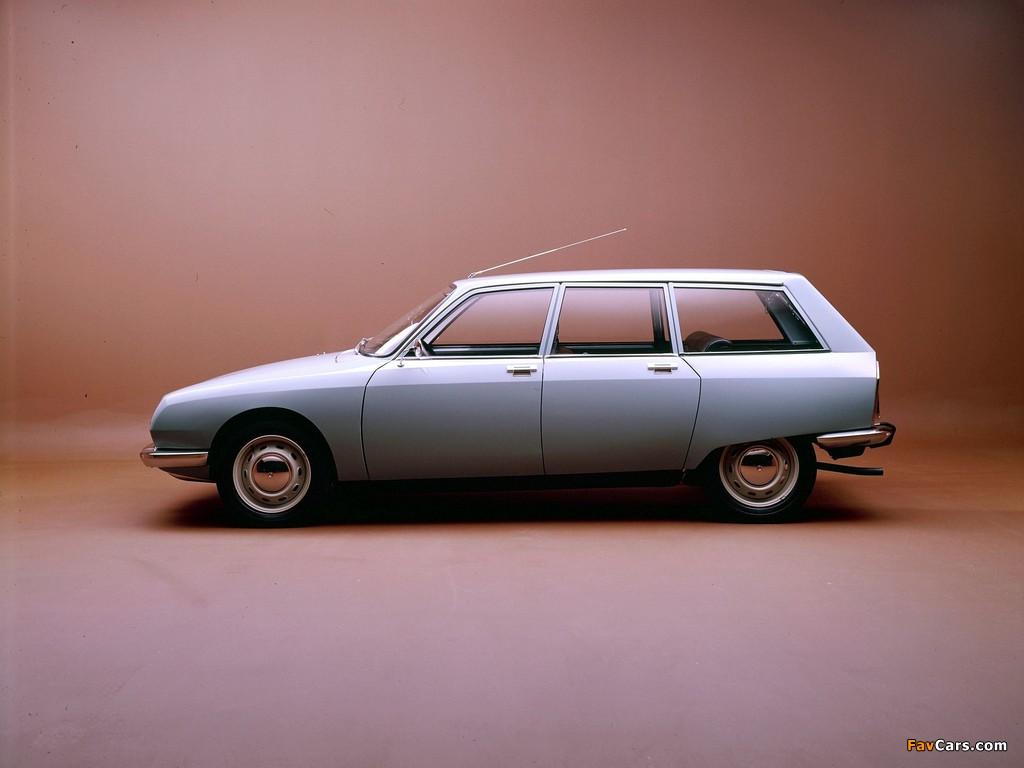 Citroën GS Break 1971–79 pictures (1024 x 768)