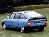 Citroën GS X3 1979–80 photos