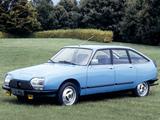 Citroën GS X3 1979–80 pictures
