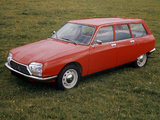 Pictures of Citroën GS Break 1971–79