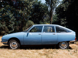 Citroën GS Special 1970–80 wallpapers