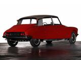 Citroën ID 19 Berline 1956–68 pictures