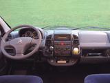Citroën Jumper Combi 2001–06 wallpapers