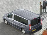 Citroën Jumpy Long 2007–12 photos