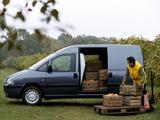 Photos of Citroën Jumpy Van 2004–07