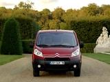 Photos of Citroën Jumpy Van Long 2007–12