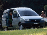 Pictures of Citroën Jumpy Combi 1995–2004