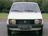 Citroën LNA Entreprise 1982–86 pictures