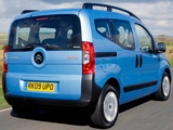 Citroën Nemo Multispace UK-spec 2009 images